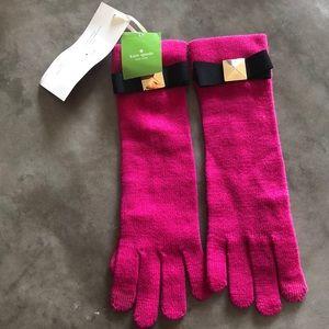 ❤️ 2/$60 Bundle ❤️ Kate Spade Tech Gloves NWT